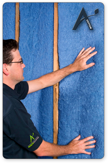 Denim insulation r value